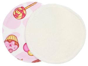 Cream/Sweets (PUL) Nursing pads