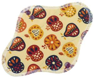 Fruits Menstrual pad with fleece