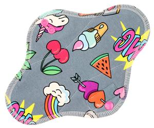 OMG (girl) Menstrual pad with PUL