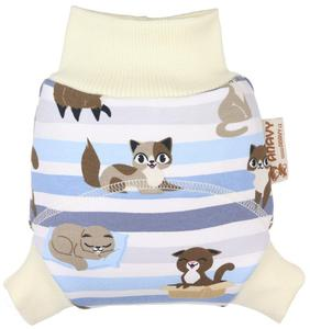 Cats Wool diaper cover pull-up