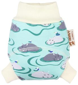 Hippos Wool diaper cover pull-up