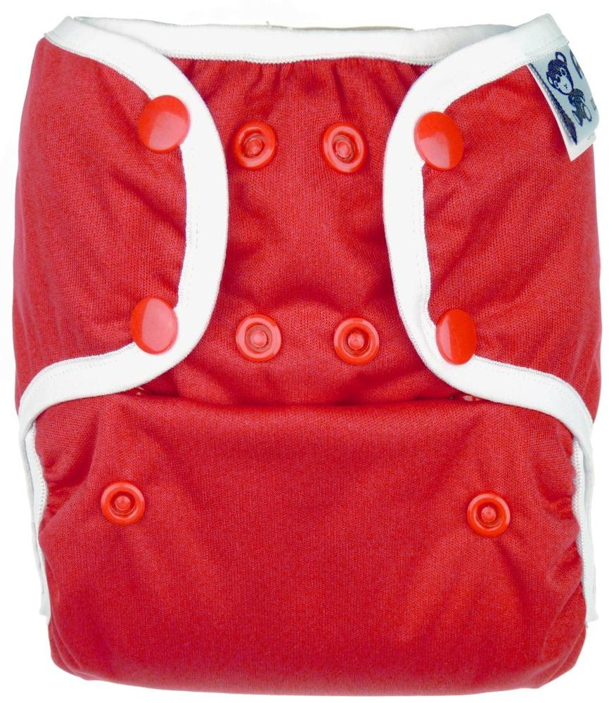 Jahoda PUL diaper cover with snaps
