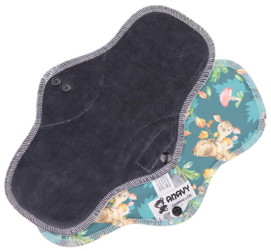 Mouse/Animal mom Menstrual pad with PUL