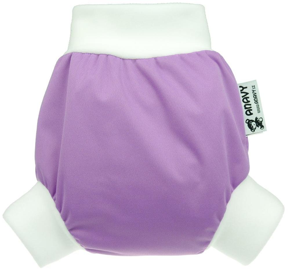Lavender (old collection) PUL diaper cover pull-up