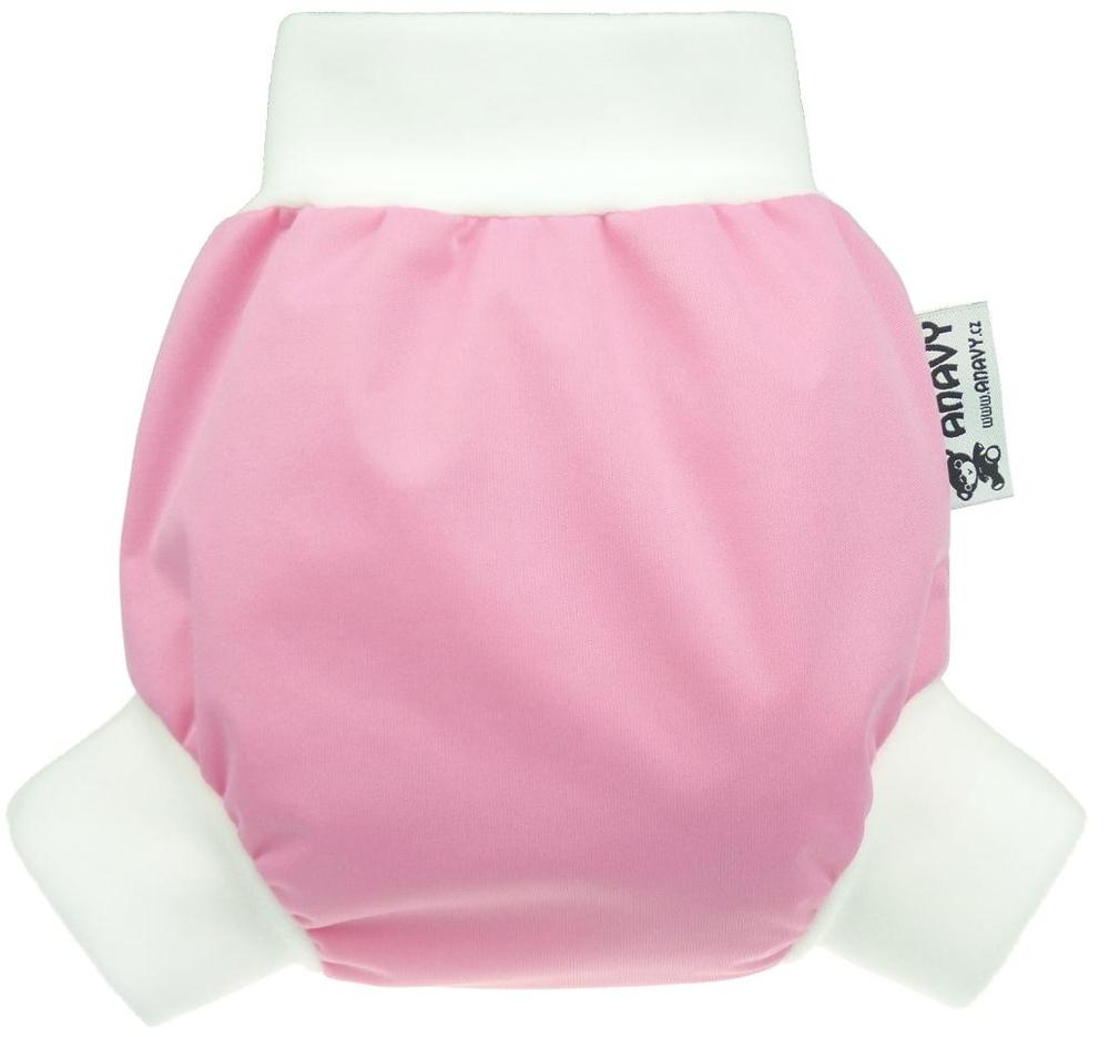 Light pink (old collection) PUL diaper cover pull-up