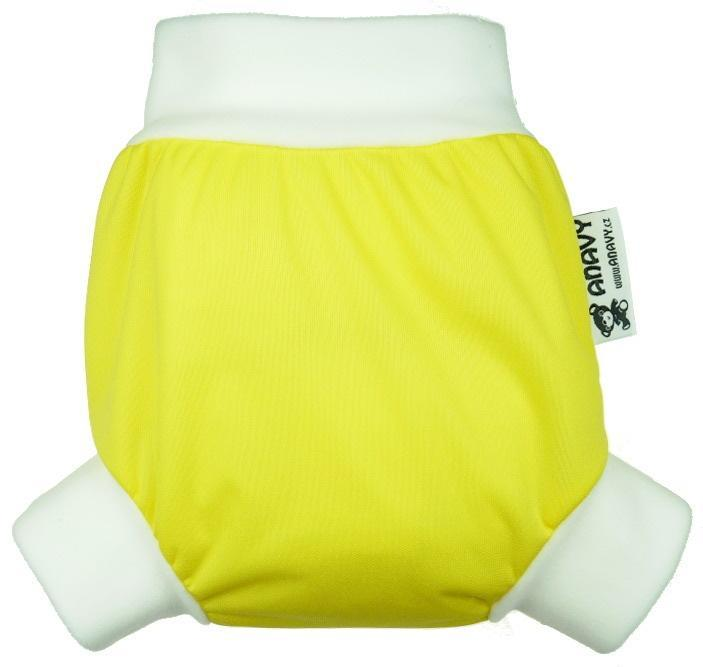 Lemon (old collection) PUL diaper cover pull-up