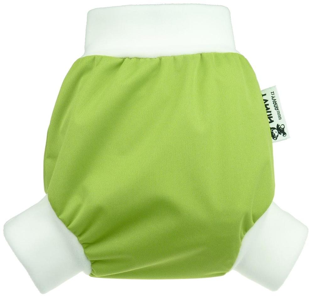 Light green (old collection) PUL diaper cover pull-up