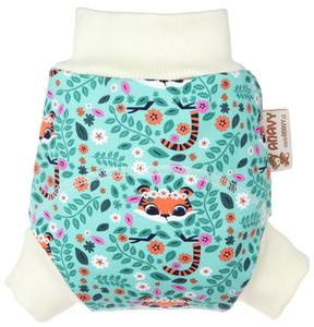 Tigress Wool diaper cover pull-up