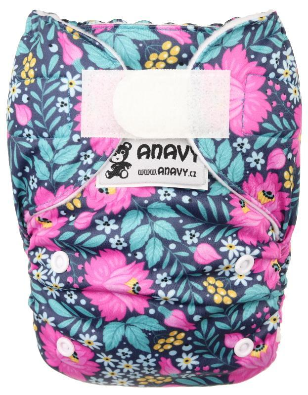 Flowers Anavy Easy with velcro