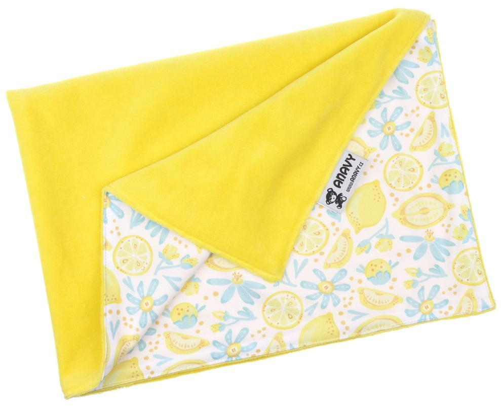 Lemon/Lemons Changing mat