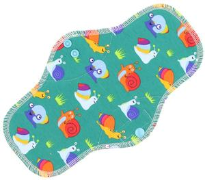 Snails Menstrual pad with fleece