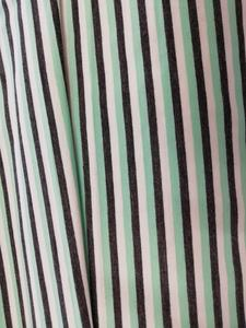 Lillestoff - stripes mint/black/white 1,8 m