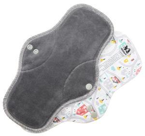 Mouse/Roads Menstrual pad with PUL
