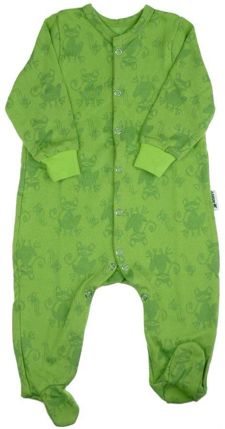 Overall Frogs (green) size 80