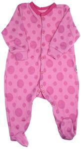 Overall Dots (pink) size 62