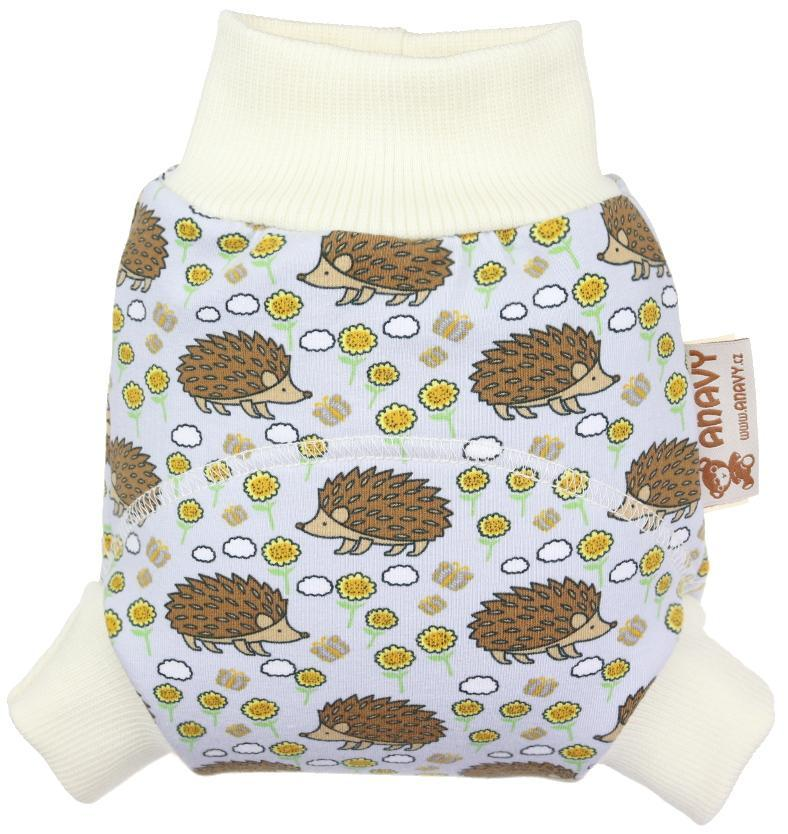 Hedgehogs Wool diaper cover pull-up