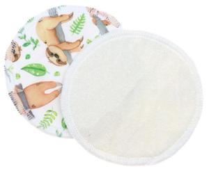 Cream/Sloth (PUL) Nursing pads