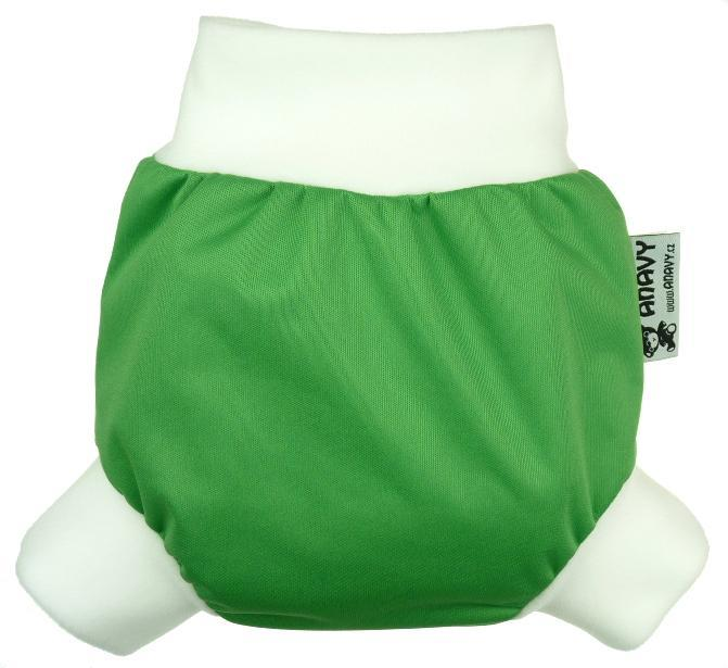 Forest PUL diaper cover pull-up