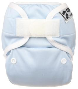Cloud PUL diaper cover with velcro