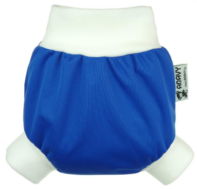 Blueberry PUL diaper cover pull-up