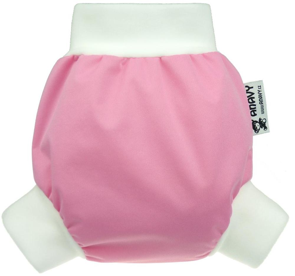 Candy Floss PUL diaper cover pull-up