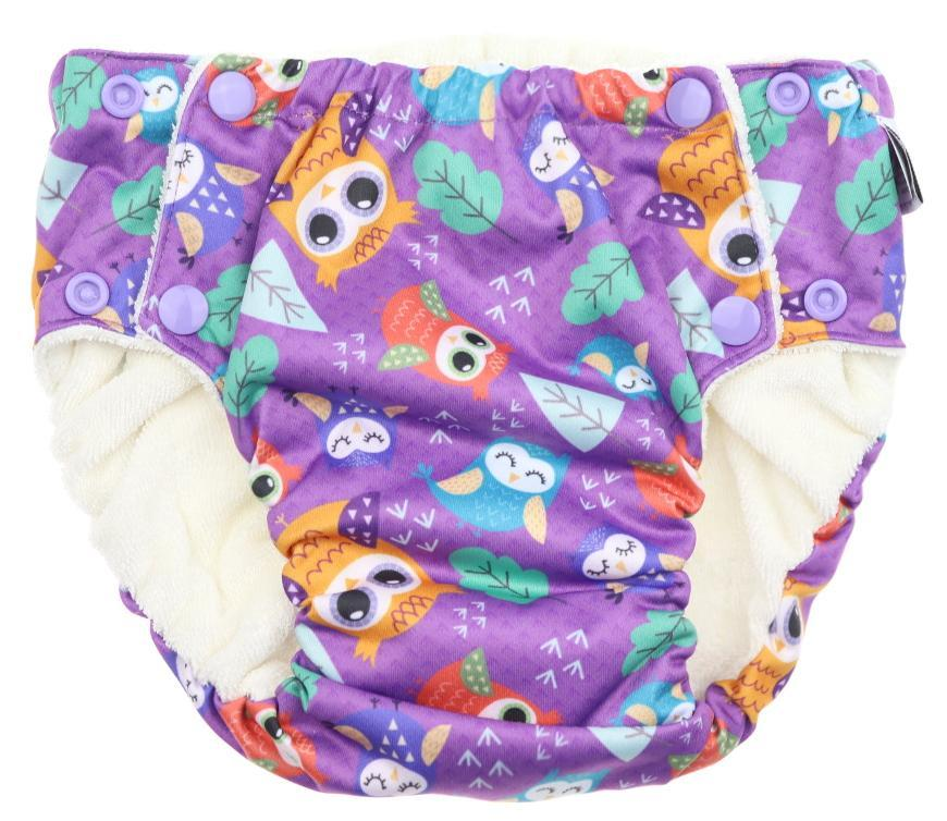 Owls (violet) Potty training pants