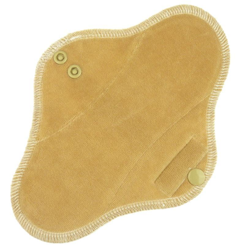 Latte Menstrual pad with PUL