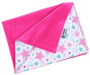 Sugar/Stars (mint) Changing mat