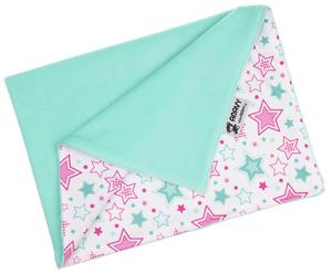Mint/Stars (mint) Changing mat