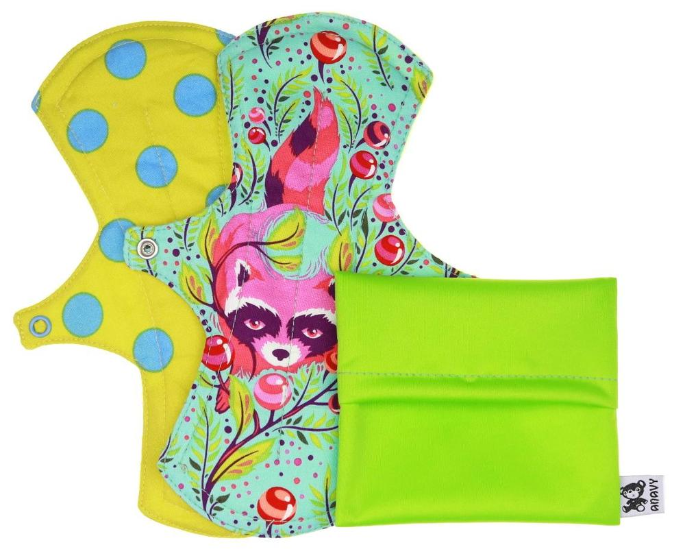 Racoon Anavy Intimate menstrual pad